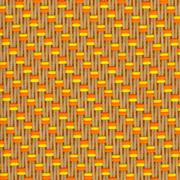 Fabrics Transparent EXTERNAL SCREEN CLASSIC Satiné 5500 M65 Sable Canary Orange