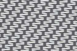 Satiné 21154  BLACKOUT 100% 0102 Grey White