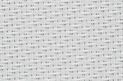 Satiné 21154  BLACKOUT 100% 0202 White