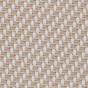 Fabrics Occultant BLACKOUT 100% Satiné 21154 0210 White Sable