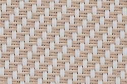 Satiné 21154  BLACKOUT 100% 0210 White Sable