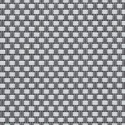Fabrics Transparent EXTERNAL SCREEN CLASSIC Natté 4503 0102 Grey White