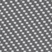 Fabrics Transparent EXTERNAL SCREEN CLASSIC Satiné 5500 0102 Grey White