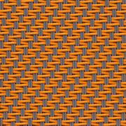 Fabrics Transparent EXTERNAL SCREEN CLASSIC Satiné 5500 0108 Grey Orange