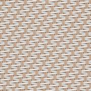 Fabrics Transparent EXTERNAL SCREEN CLASSIC Satiné 5500 1002 Sable White