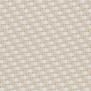 Fabrics Transparent EXTERNAL SCREEN CLASSIC Satiné 5500 2002 Linen White