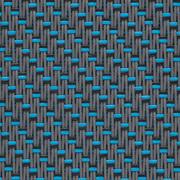 Fabrics Transparent EXTERNAL SCREEN CLASSIC Satiné 5500 M01 010330 Grey Turquoise Charcoal