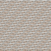 Fabrics Transparent EXTERNAL SCREEN CLASSIC Satiné 5500 M45 070210 Pearl White Sable