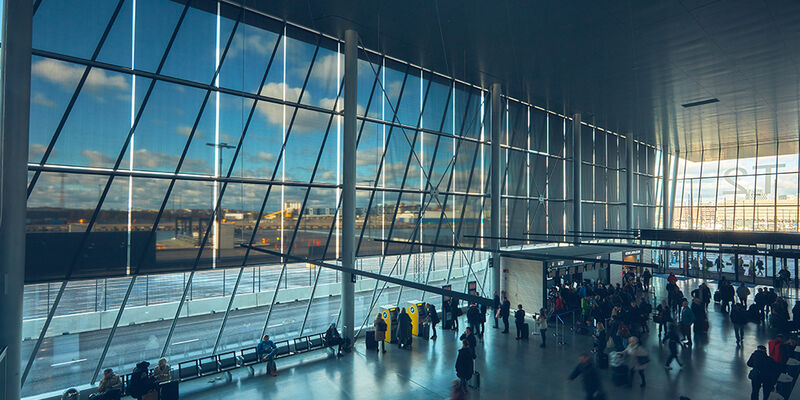 Helsinki west Harbour, Terminal 2