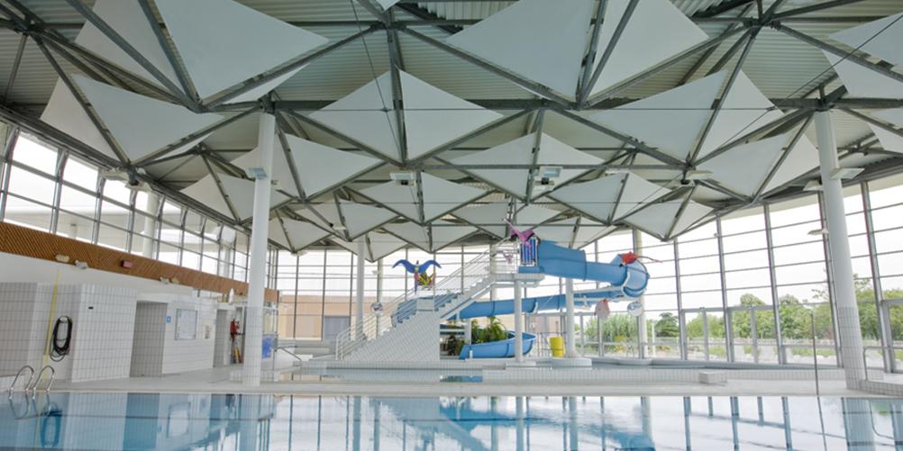 centre aquatique chauray